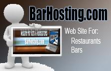 BarHosting Website for Bars/Restaurants